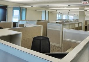 cubicles office cleaning