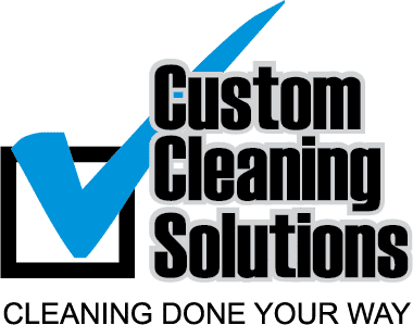 Custom Cleaning Solutions logo
